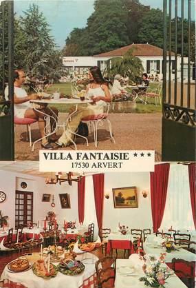 """/ CPSM FRANCE 17 """"Arvert, villa Fantaisie"""""""