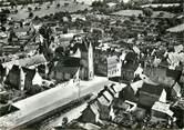 """53 Mayenne CPSM FRANCE 53 """"Saint Pierre sur Orthe, vue générale aérienne"""""""
