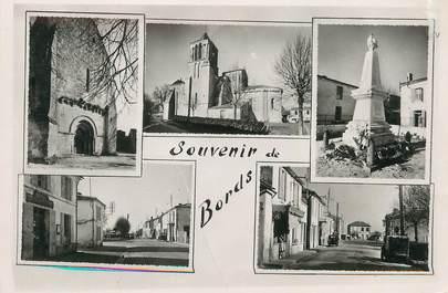 """/ CPSM FRANCE 17 """"Souvenir de Bords"""""""