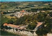"""17 Charente Maritime / CPSM FRANCE 17 """"Chenac Saint Seurin d'Uzet, vue aérienne """""""