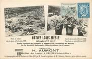 """78 Yveline / CPA FRANCE 78 """"Chatou, Hative Louis Meslé"""" / CARTE PUBLICITAIRE"""