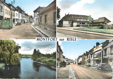 "/ CPSM FRANCE 27 "" Montfort sur Risle """