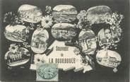 """63 Puy De DÔme / CPA FRANCE 63 """"Souvenir de La Bourboule"""""""