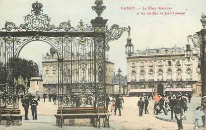 "CPA FRANCE 54 ""Nancy, Place Stanislas"""