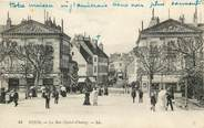 "21 Cote D'or CPA FRANCE 21 ""Dijon, rue Chabot Charny"""