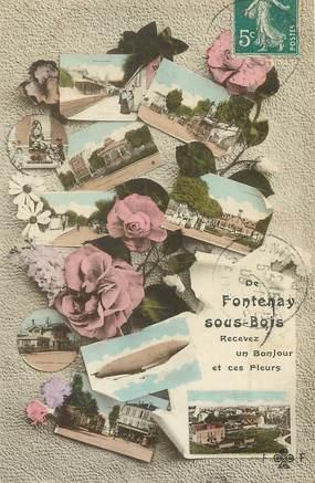 """/ CPA FRANCE 94 """"Fontenay sous  Bois"""""""