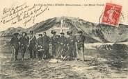 """Militaire CPA  CHASSEUR ALPIN """" Le Col de Sollières, le Mont Froid"""""""