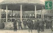 """Militaire   CPA  CHASSEUR ALPIN """"Camp de Chambaran, le Kiosque"""""""