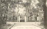 """92 Haut De Seine CPA FRANCE 92 """"Courbevoie, Chateau de Bécon"""""""