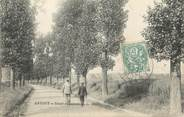 "92 Haut De Seine / CPA FRANCE 92 ""Antony, route et panorama de Berny"""