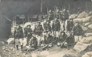 Militaire     CARTE   PHOTO  CHASSEUR   ALPIN