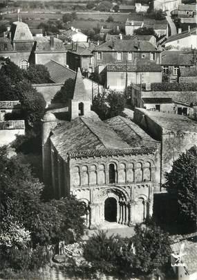 """/ CPSM FRANCE 17 """"Echillais, église romane du XIIème siècle"""""""
