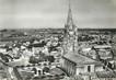 """/ CPSM FRANCE 17 """"Marennes, vue générale, l'église"""