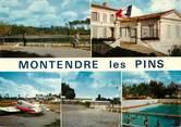 "17 Charente Maritime / CPSM FRANCE 17 ""Montendre les Pins"""