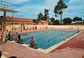 """17 Charente Maritime / CPSM FRANCE 17 """"Montendre les Pins, la piscine"""""""