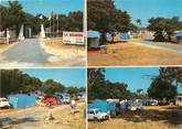 "17 Charente Maritime / CPSM FRANCE 17 ""Ile d'Oléron"" / CAMPING"