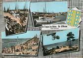 """17 Charente Maritime / CPSM FRANCE 17 """"Ile d'Oléron, Saint Trojan Les Bains"""""""