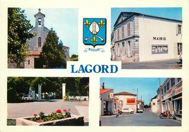 """/ CPSM FRANCE 17 """"Lagord"""""""