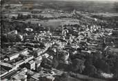 """17 Charente Maritime / CPSM FRANCE 17 """"Mirambeau, vue aérienne sur la ville"""""""
