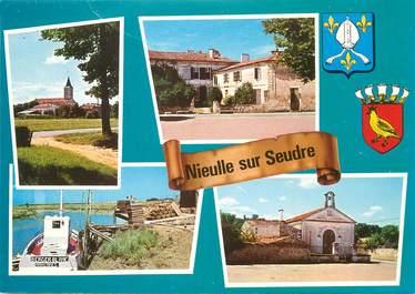 """/ CPSM FRANCE 17 """"Nieulle sur Seudre"""""""