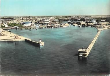 """/ CPSM FRANCE 17 """"La Pallice, le port et vue générale"""""""