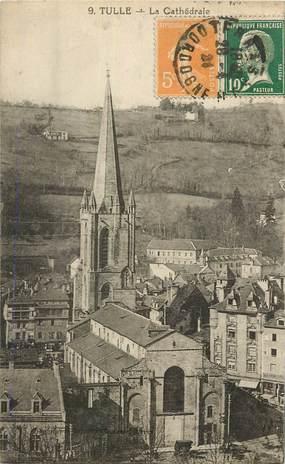"""CPA FRANCE 19 """"Tulle, la cathédrale"""""""
