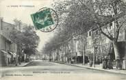 """26 DrÔme /  CPA FRANCE 26 """"Montélilmar, Faubourg Saint James"""""""