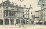 """54 Meurthe Et Moselle / CPA FRANCE 54 """"Pont A Mousson, maison des sept pêchés capitaux"""""""