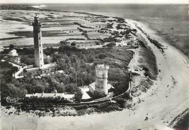 """/ CPSM FRANCE 17 """"Ile de ré, Saint Clément des Baleines, le phare et le sémaphore"""""""