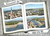 """17 Charente Maritime / CPSM FRANCE 17 """"Ile de Ré, Ars en Ré"""""""