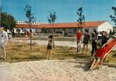 """17 Charente Maritime / CPSM FRANCE 17 """"Ile de Ré, le bois plage, jardin d'enfants"""""""