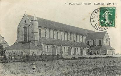 """CPA FRANCE 89 """"Pontigny"""""""