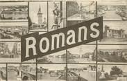 """26 DrÔme CPA FRANCE 26 """"Romans"""" / Vues de la ville"""