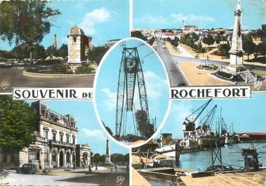 """/ CPSM FRANCE 17 """"Souvenir de Rochefort"""""""