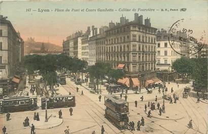 """CPA FRANCE 69 """"Lyon"""""""