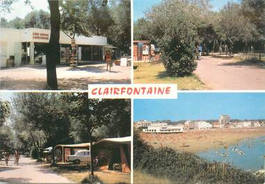 "/ CPSM FRANCE 17 ""Royan, Clairfontaine"""