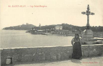 "CPA FRANCE 06  ""Saint Jean, Cap Saint Hospice"""