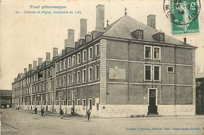 "CPA FRANCE 54 ""Toul, caserne de Rigny"""