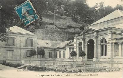 "CPA FRANCE 65 ""Capvern Les Bains, l'établissement Thermal"""