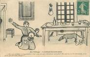 """Illustrateur CPA ILLUSTRATEUR LESTIN C. """"L'Enfant bavard"""""""