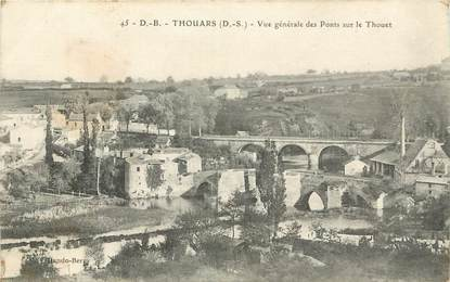 "CPA FRANCE 79 ""Thouars"""