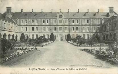 """CPA FRANCE 85 """"Luçon"""""""