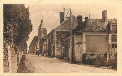 "CPA FRANCE 72 ""La Chapelle  Gaugain"""