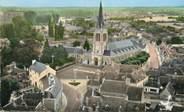 """72 Sarthe CPSM FRANCE 72 """"Bonnetable, quartier de l'église"""""""