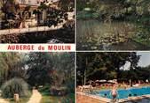 "17 Charente Maritime CPSM FRANCE 17 ""Saujon, auberge du Moulin"""