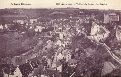 """CPA FRANCE 23 """"Aubusson"""""""