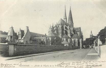"CPA FRANCE 41 ""Vendome, Abside de l'Eglise de la Trinité"""