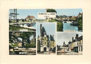 """CPSM FRANCE 18 """"Aubigny sur Nere"""""""