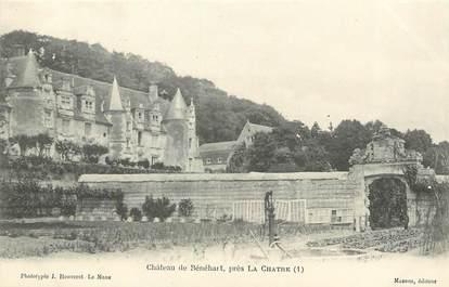 "CPA FRANCE 36 ""Château de Bénéhart"""