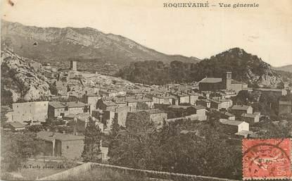 """/ CPA FRANCE 13 """"Roquevaire, vue générale """""""